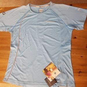 Puma BMW Athletics Baby Blue Tee L